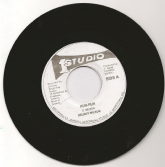 Delroy Wilson - Run Run / Version (Studio One) JA 7""